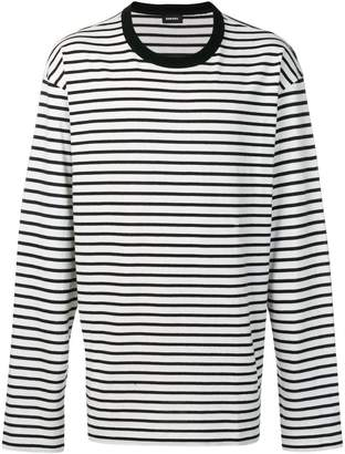 Diesel Striped long-sleeve T-Shirt