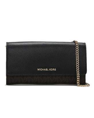 Michael Kors Logo Wallet On A Chain
