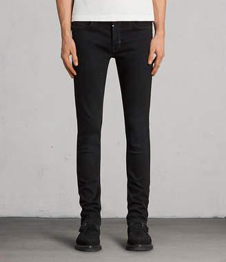 AllSaints Balboa Rex Straight Skinny Jeans