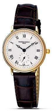 """Frederique Constant Slim Line"""" Quartz Watch, 28mm"""