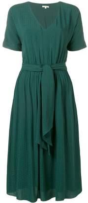Bellerose belted midi dress
