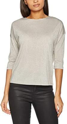 Suncoo Women's Marley T-Shirt, Grey (06/Grey ), (S)
