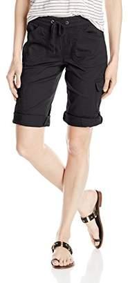 UNIONBAY Junior's Tamara Solid Skimmer Pant