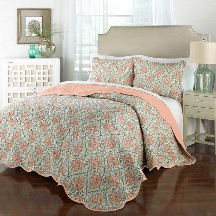 Traditions by 3-piece Anatalya Quilt Set