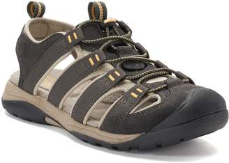 Croft & Barrow Legato Men's Ortholite Fisherman Sandals