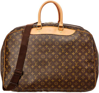 Louis Vuitton Monogram Canvas Alize 3 Poches Boston