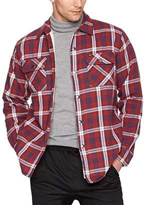 Obey Men's Seattle Shirt Jacket