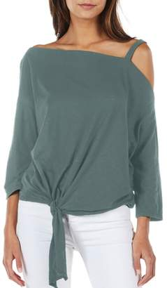 Michael Stars Knot Front Top