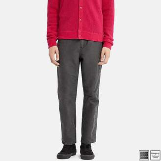 Uniqlo Men's U Wide-fit Tapered Color Jeans