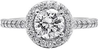 Diana M Fine Jewelry 18K 1.65 Ct. Tw. Diamond Ring