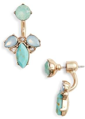 Marchesa Stone Floater Earrings