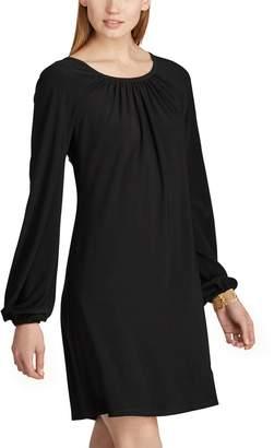 Chaps Women's Long Sleeve A-Line Dress