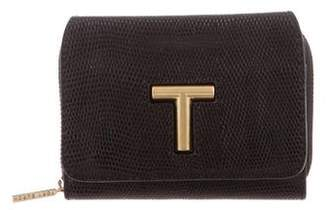 Tory Burch Compact Key Wallet
