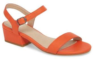 Eileen Fisher Olean Quarter Strap Sandal (Women)