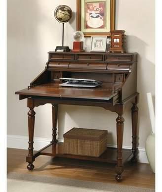 Three Posts Kerfoot Secretary Desk with Hutch