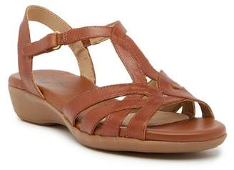 1d589315ffec Naturalizer Padded Footbed Women s Sandals - ShopStyle