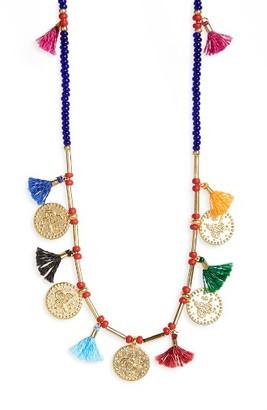 Women's Shashi Hazel Multistrand Necklace $80 thestylecure.com