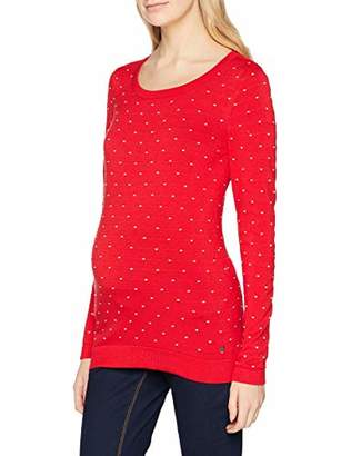 839bf8383 Esprit Women s Sweater ls Maternity Jumper