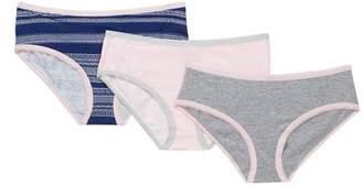 Jessica Simpson Hipster Panties - Pack of 3 (Little Girls & Big Girls)