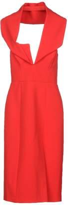 BCBGMAXAZRIA Knee-length dresses - Item 34851049WP