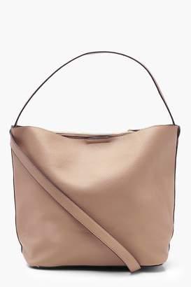 boohoo Bucket Day Bag With Cross Body