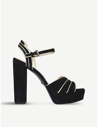 19969125d22 MICHAEL Michael Kors Cut Out Sandals For Women - ShopStyle UK