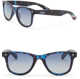 Polaroid 50mm Retro Sunglasses