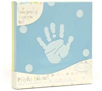 Child to Cherish Playful Palettes Canvas Frame, Blue/Yellow