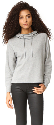 James Perse Oversize Pullover Hoodie $225 thestylecure.com