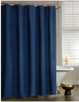Asstd National Brand American Denim Shower Curtain