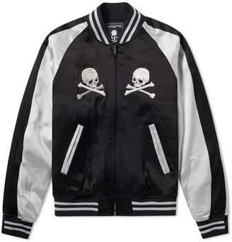 Mastermind World MASTERMIND WORLD Skull Embroidered Souvenir Jacket