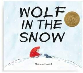 Macmillan Wolf In The Snow