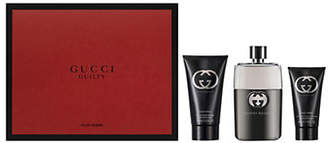 Gucci Three-Piece Guilty Pour Homme Eau de Toilette Gift Set