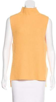 Barneys New York Barney's New York Wool Sleeveless Top