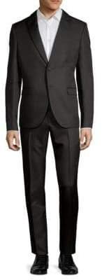 Valentino Peak Lapel Suit