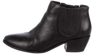 Joie Leather Chelsea Booties