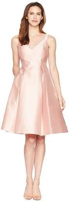 Adrianna Papell Sleeveless Short Dress Women's Dress