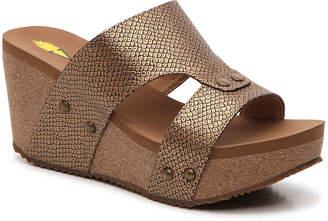 Volatile Cassia Wedge Sandal - Women's