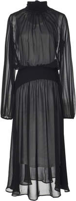 N°21 N 21 Anita Silk Tie Dress