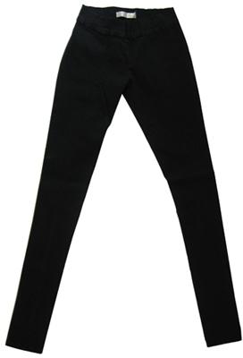 Charley 5.0 - Women's Black Skinny Stretch Pants