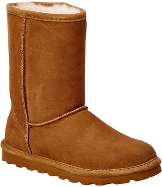 BearPaw Elle Never Wet Water-Resistant Suede Boot