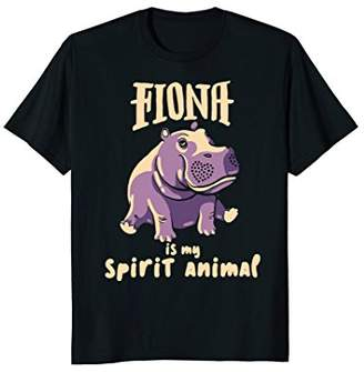 Fiona The Hippo Spirit Animal Shirt #TeamFiona Baby Hippo