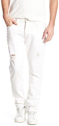 HUDSON Jeans Sartor Slouchy Skinny Jean $220 thestylecure.com