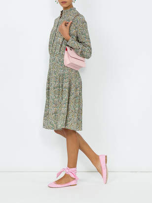 Ines De La Fressange Viviane dress in silk liberty