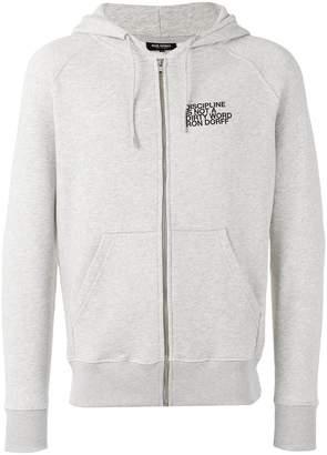 Ron Dorff Discipline zipped hoodie