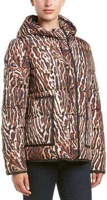 Maje Ghana Quilted Coat