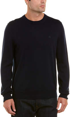 Brooks Brothers Solid Wool Sweater
