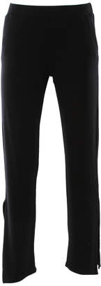 Monrow Supersoft High Waisted Pant With Side Slit