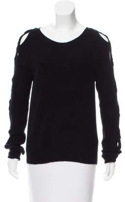 Tess Giberson Cashmere Crew Neck Sweater