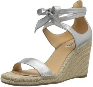 Badgley Mischka Women's Berkley Espadrille Wedge Sandal